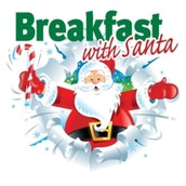 PTA Breakfast with Santa