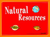 Natural Resources Smartboard