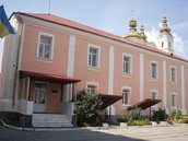 the Vinnitsa regional art Museum