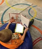 At Home Reading and myON