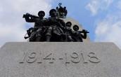 Memorial of soldiers