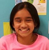 Reshma Ramesh, Reporter 6th Grade