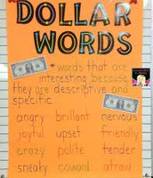 Penny and Dollar Words