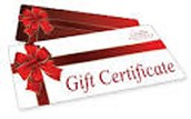 Purchase Instant Gift Certificates