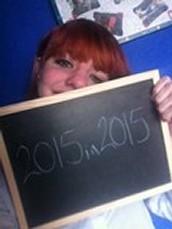 Rebecca Dudley £2015 in 2015