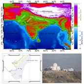Ganges River Thar Desert, Rain forests, and, Ganges Plains
