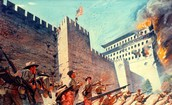 Boxer Rebellion in China