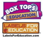 Box Tops and Labels results are in!