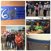Burnet ES Celebrates 60th Anniversary with Students, Staff, Alumni