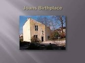 Birthplace of Joan of Arc