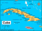 Cuba population and Geography
