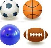 Recess Ball Donations