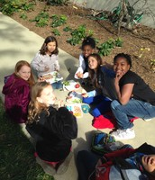 Lunch Outside!