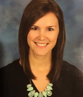 Our admin intern, Ms. Vesey