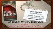 Whodunnit Mystery Book Club