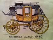 Concord coach