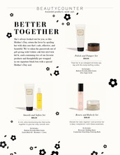 Visit my online BeautyCounter social!  Invite your friends!