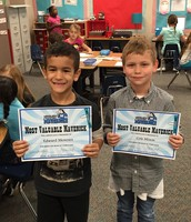 Mavs of the Month