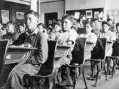 What were residential schools?