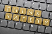 Think safety when you are online