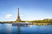 Seine River cruise.