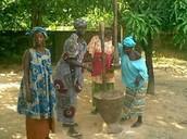 Mandinka Women