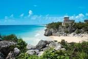 Mexico ... Tulum Penisola dello Yucatan