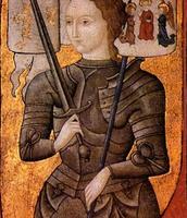 Joan of Arc (1412-1431)