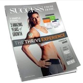 Le-Vel has been featured in Success From Home, 3 years in a row!