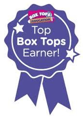 Box Top Winners!!!