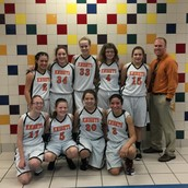 Good luck 7th grade GBB in the Championship game at Eastwood on Saturday, January 30 @ 10am against Woodmore! Go support our girls and wear WHITE for the WHITE OUT!
