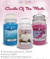 Candle of the Month