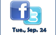 Facebook & Twitter