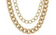 La Coco Curbchain Necklace