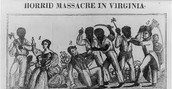 Nat Turner and the rebellion