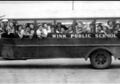 1938 Senior Trip - Wink High School