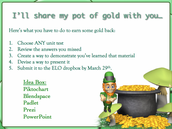 St. Patrick's Day Opportunity