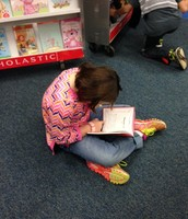 Shhh! Reading!