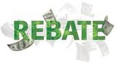 Rebate! for Credit Repair Cost