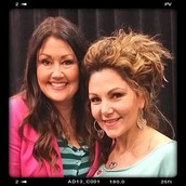 Chrissy Weems and Me!