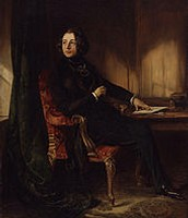 Young Dickens by Daniel Maclise