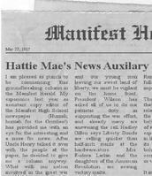 Manifest Herald