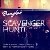 Scavenger Hunt+ After Party!