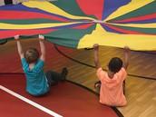 Kindergarten PE Fun