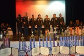 Bryan Adams JROTC Celebrates Outstanding Cadets