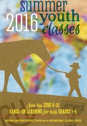 Summer 2016 Youth Classes