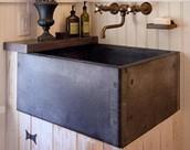 Trough Sink Faucets