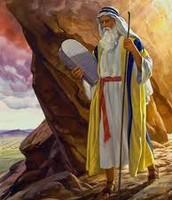 משה בהר סיני