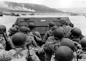16th June 1944: The Normandy Landings (D-Day)