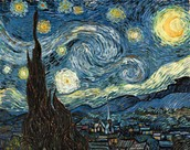 Starry Night 1889